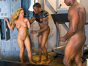 Cheri Deville auditions to be the team slut image 5